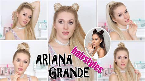 whats wrong with ariana grande hair top 5 ariana grande hairstyles in 2 5 mins trending