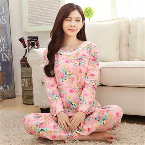 Piyama Pajama Baju Tidur Yellow Flower 1 fashion sleepwear floral flower pijamas sleeve