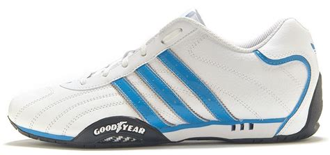 adidas goodyear trainers c adidas originals goodyear adi racer white blue trainers