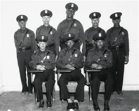 american police black in blue atlanta s first african american police