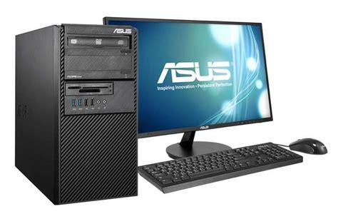 Desktop Pc Asus Pro D810mt 038f asus rilis tiga seri terbaru asuspro untuk segmen retail