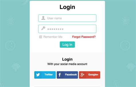 free templates for login page html5 login page template form free premium templates