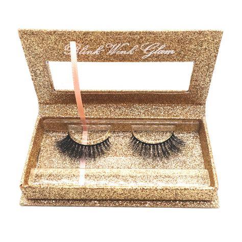 Eyelash Box Eyelash Box mink lashes box wholesale mink eyelashes manufacturer silk
