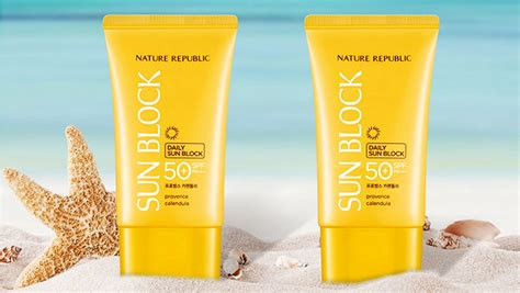 Yay Or Nay Daily Sunblock by Review Kem Chống Nắng Nature Republic Daily Sunblock