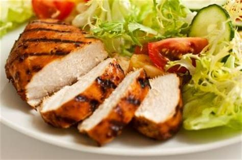carbohydrates in chicken what foods no carbs