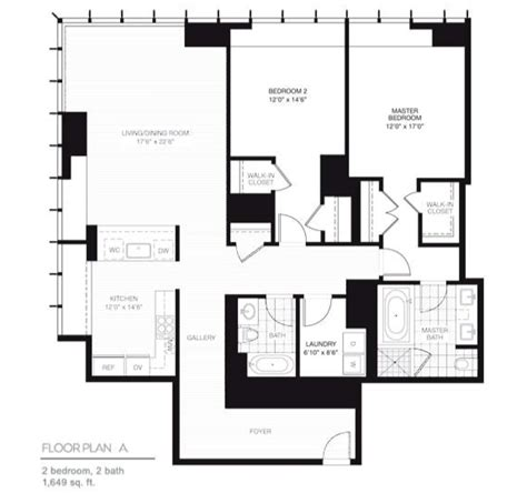 millennium home design of ta san francisco towers floor plans