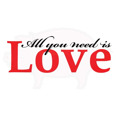 Wall Stickers For Home Decoration by All You Need Is Love Vinyl Wall Art Hawgee Decals