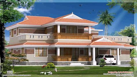 kerala home design exterior sle south indian style house home 3d exterior design