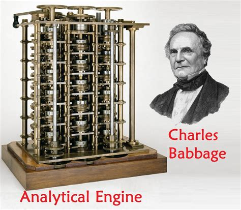 by charles babbage first computer computer overview a short historical development of