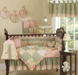 annabel crib bedding collection
