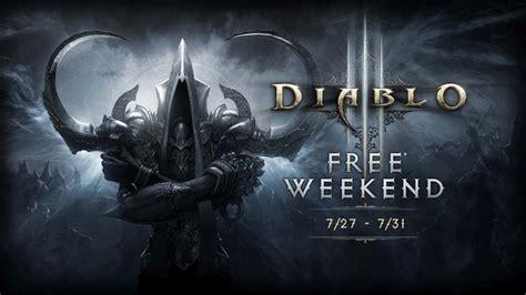 3 New Opening On Weekend by Diablo Iii Reaper Of Souls Ultimate Evil Edition Free