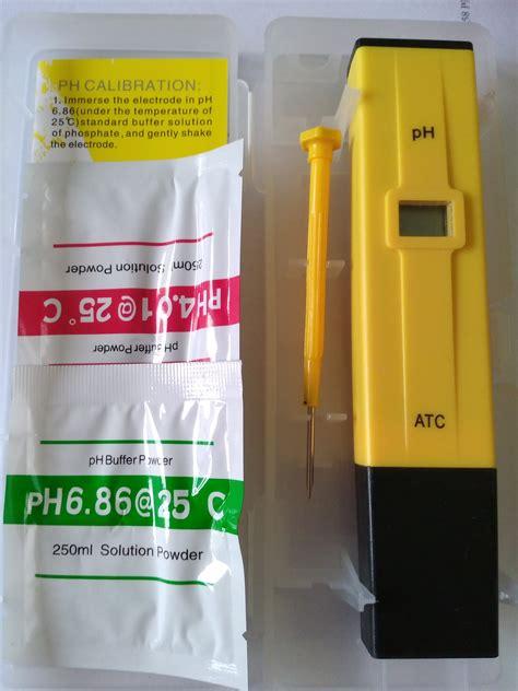 Cari Alat Ukur Ph Air jual ph meter untuk mengukur tingkat keasaman air