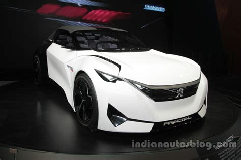 peugeot fractal concept cars at auto china part 1