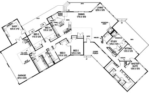 luxury ranch floor plans behlmann point luxury ranch home plan 085d 0729 house