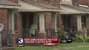 asks city to improve not remove foote homes wreg
