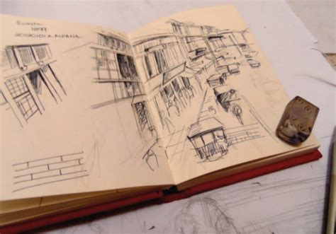 Drawing Notebook by Notebook Drawings On