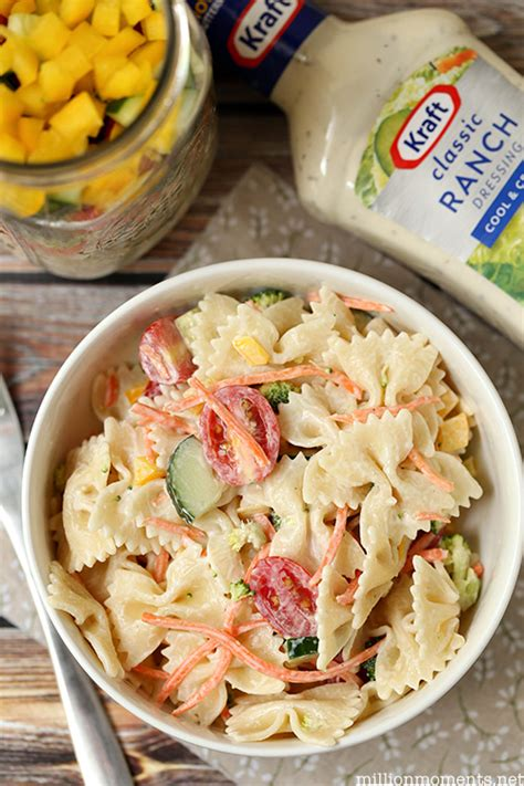 pasta salad recipes easy take along pasta salad two great varieties