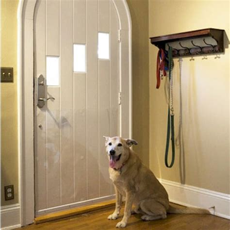 living with pets pet door shield protector no more
