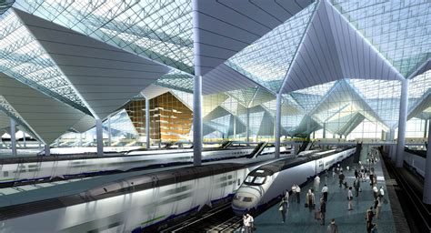 design contest for rail stations makeover concours gare de hong qiao abcp
