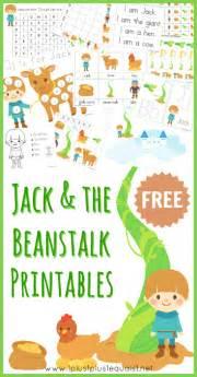 jack beanstalk printables