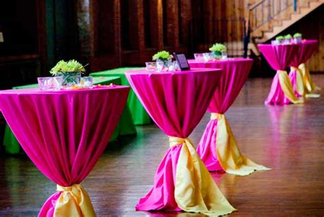 Event Decoration by Dallas Fort Worth Custom Designed Linens Tables And