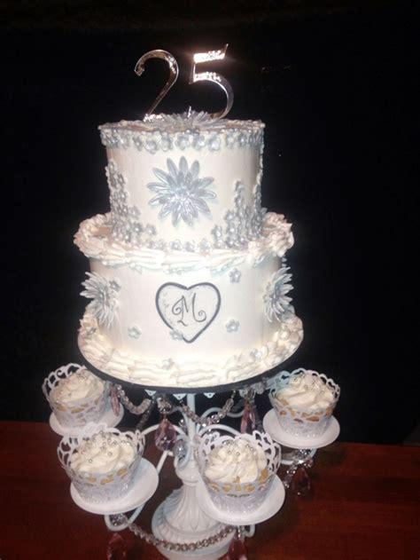 25th Wedding Anniversary Reception Ideas by 25th Wedding Anniversary Cake Wedding Cake Cake Ideas By