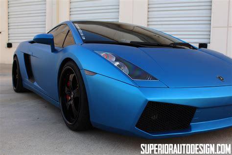 Blue Lamborghini Gallardo Awesome Lamborghini Gallardo In Metallic Blue Autoevolution