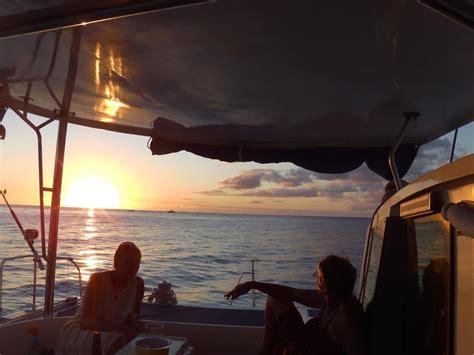 sunset catamaran cruise barbados sunset cruise good times catamaran cruises