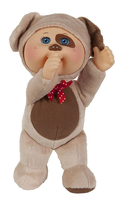 Baby Doll Shock well wreapped cabbage patch cuties collection the puppy cutie baby doll