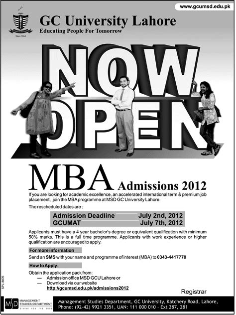 Mba In Lahore College by Others Learningall Part 5