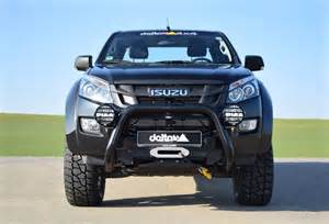 Isuzu Dmax Offroad Isuzu D Max Als Echter Road Up 4x4news Home