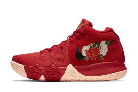 new year nike 2018 nike kyrie 4 new year cny sneaker release date