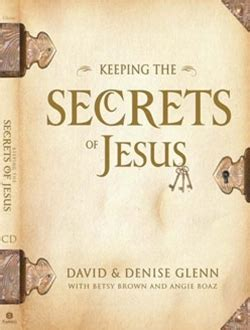 secets of the trade books keeping the secrets of jesus trade book kardo ministries