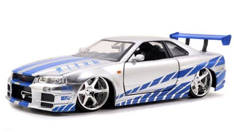 paul walkers nissan skyline drawing fast and furious nissan skyline gt r model does paul