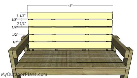 bench with backrest plans bench with backrest plans 28 images sturdy 2x4 bench buildsomething com outdoor
