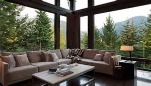 glamorous homes interiors hogares frescos casa con interior minimalista dise 241 ada