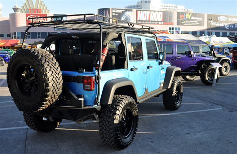 cool jeep add ons 3 jeeps and the impressive aftermarket add ons that you