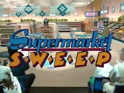 Supermarket Sweepstakes - dale s supermarket sweep british game show wiki