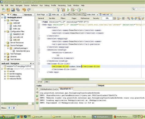 servlet tutorial on netbeans how to create servlet in netbeans ide javatpoint