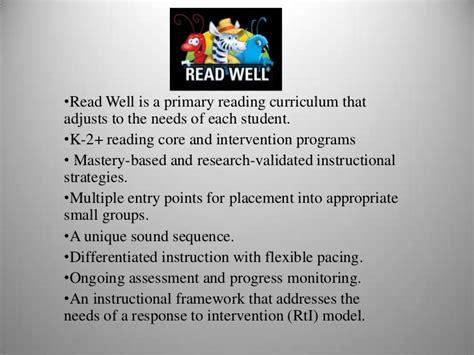 read comfortably read well presentation