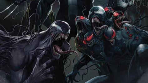 edge of venomverse edge of venomverse is turning everyone at marvel into venom