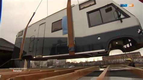 haus und boot wohnwagen wird hausboot haus und boot manufaktur