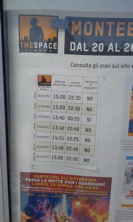 the space cinema montebello pavia pv the space cinema montebello della battaglia zdjęcie