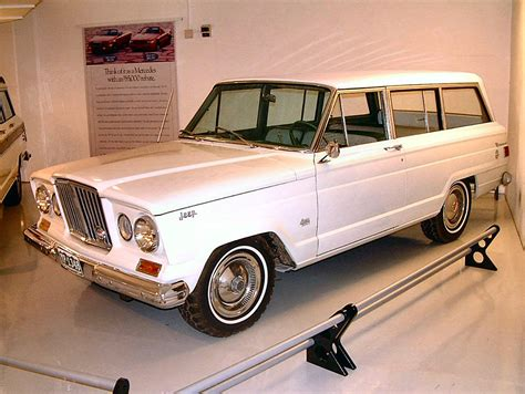 jeep wagoneer white willys fotos de carros