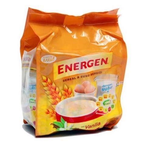 energen vanilla 10x29 gr