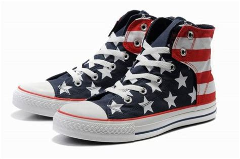 converse american flag sneakers shoes converse usa american flag menswear chuck