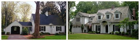 updating a cape cod style house 50 inspirational home remodel before and afters