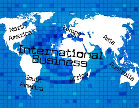 What Is International Mba by Impact Of Globalisation On International Business