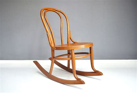 Vintage Bentwood Chairs by Vintage Bentwood Rocking Chair By Thewhitepepper On Etsy