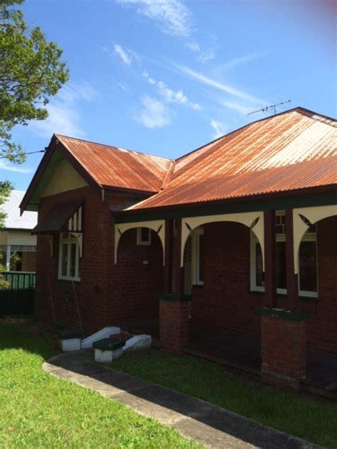 Exterior House Painting Ideas Advice Re Colourbond Light Or Dark For Energy Saving